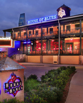 House of Blues Дом Блюза