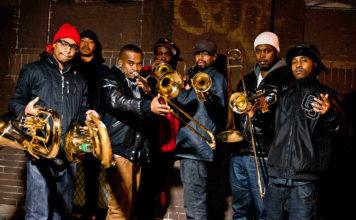 Brass Ensemble современные джазовые тенденции JazzPeople