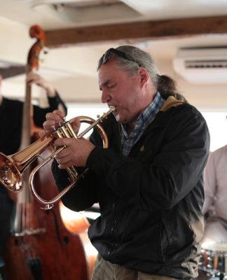 Джазовый пароход в Санкт-Петербурге JazzPeople