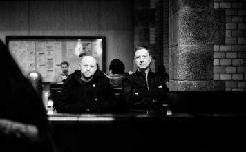 Электро-джаз и видео-авангард Skalpel - Марсин Сичи и Игорь Подло в Петербурге