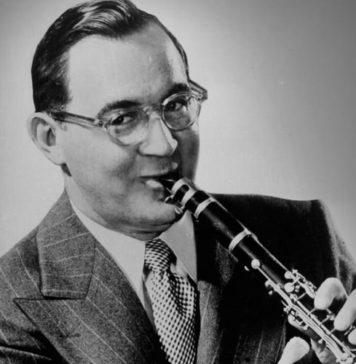 Бенни Гудмен Benny Goodman 1 JazzPeople