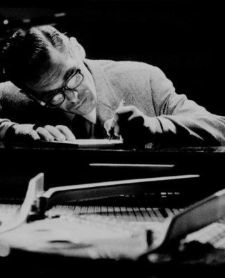Билл Эванс Bill Evans 10 лучших джазовых пианистов JazzPeople