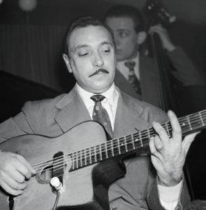 Джанго Рейнхардт Django Reinhardt JazzPeople