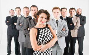 SPB Ska-Jazz Review Зал ожидания JazzPeople