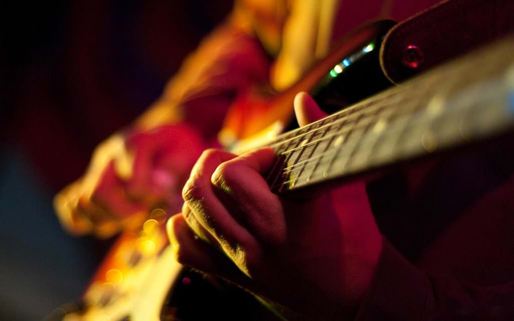 гитарист JazzPeople