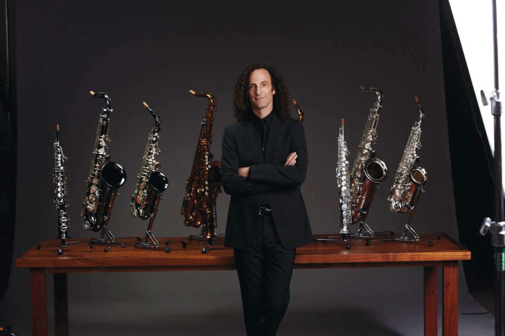 Kenny G JazzPeople