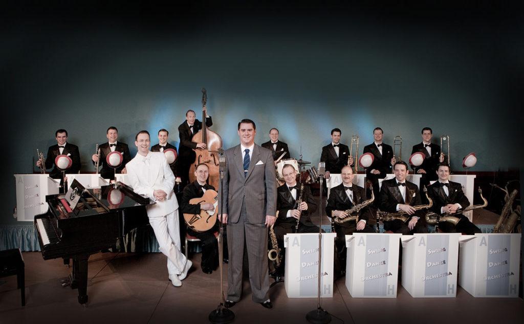 Андрей Гермлин и Swing Dance Orchestra