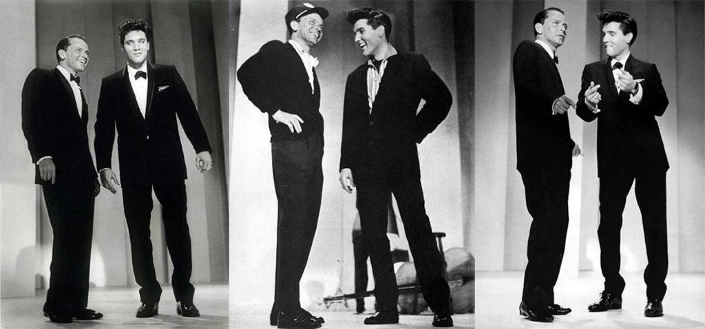 Фрэнк Синатра и Элвис Пресли (Frank Sinatra-Elvis Presley)