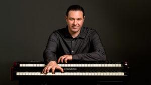 Концерт «Звезды джаза в Гуслице» Jerry Z Organ Trio