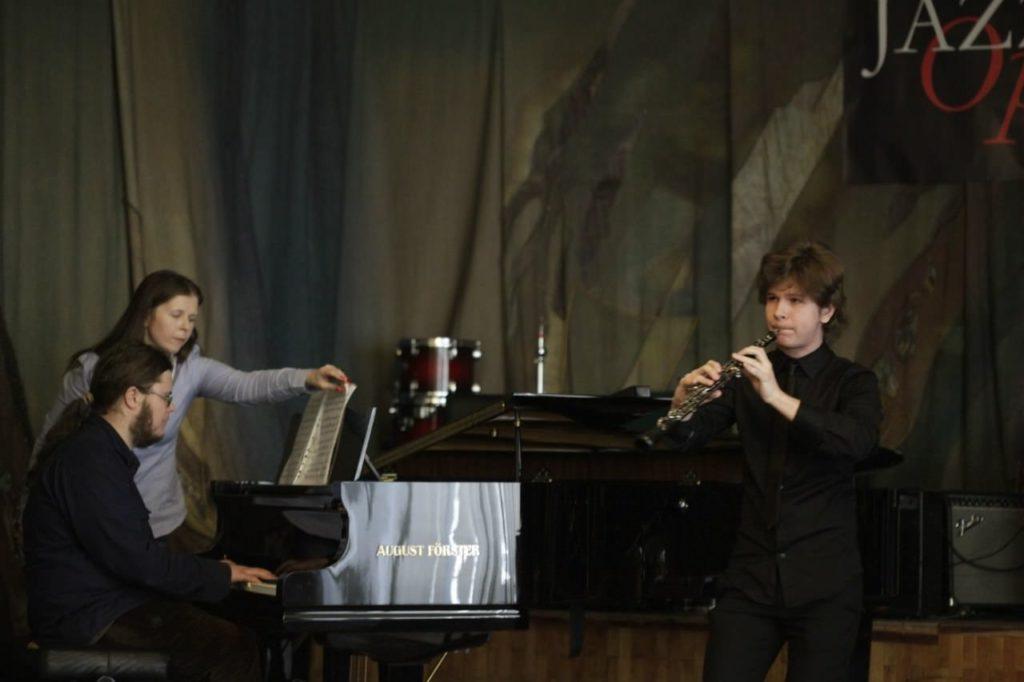 Рояль в джазе 4 JazzPeople