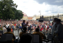 Российские джазовые фестивали: Свинг белой ночи в Санкт-Петербурге_джазовые события