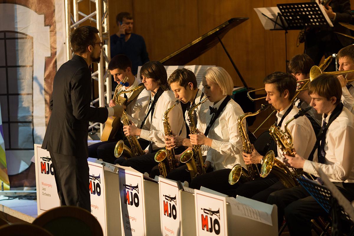 Mussorgsky jazz orchestra Фестиваль «Тесные контакты Хельсинки – Санкт-Петербург»