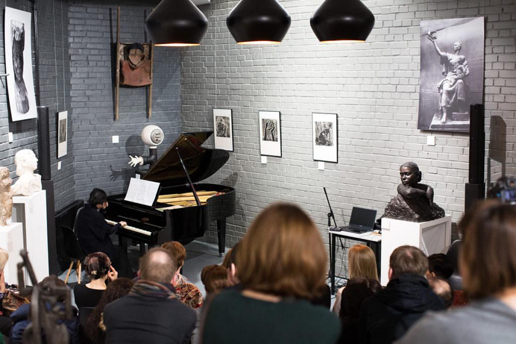 «Игра в три сета» в Музее Вадима Сидура