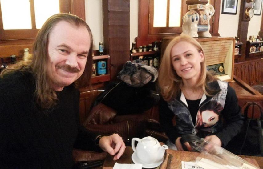 Таня Ларина и Владимир Пресняков-старший JazzPeople