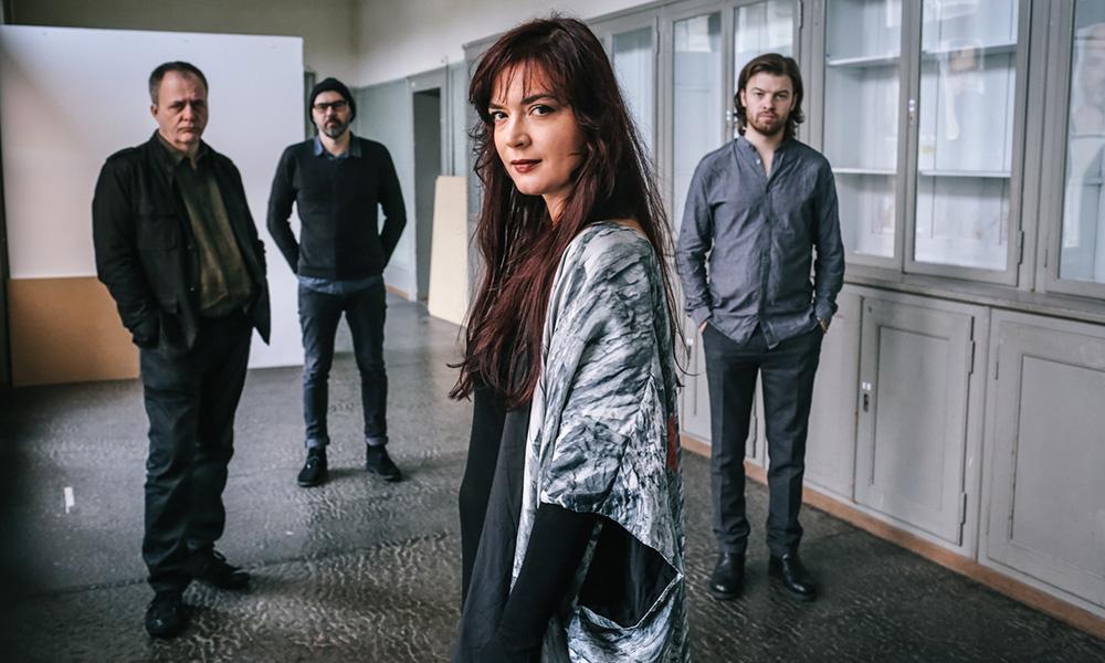 Elina Duni Quartet в России