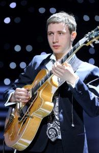 «Джаз на крыше»: Илья Зырянов & «Новый квартет»