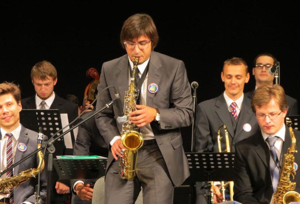 Оркестр Кирилла Бубякина - Всемирный день джаза