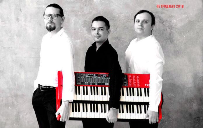Red Organic trio Петроджаз 2016