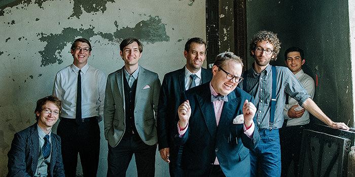 The Broken Bones новые джазовые исполнители JazzPeople