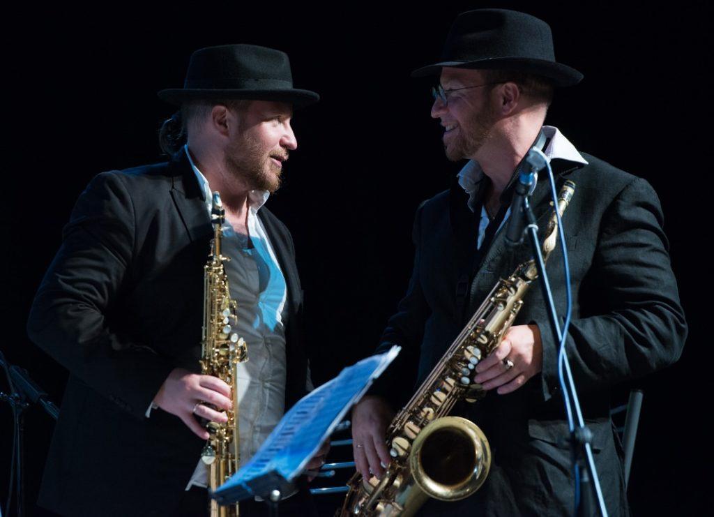 Братья Бриль Всемирный день джаза