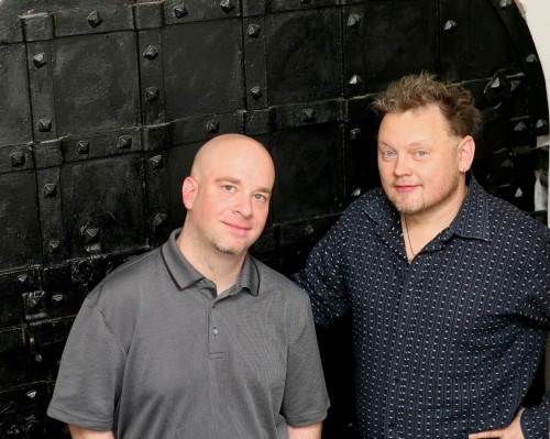 Keith Javors и Олег Киреев JazzPeople
