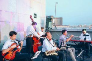 Открытие летнего сезона «Джаз на крыше»