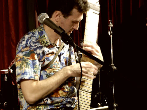 AcouStick band Валерий Ровинский