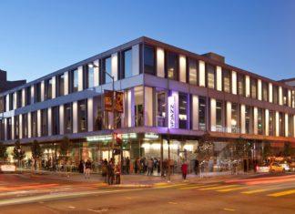 Джазовый центр в Сан-Франциско / Jazz center San-Francisco