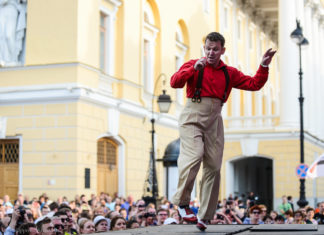 Танцевальные мастер-классы на «Петроджазе» 2016