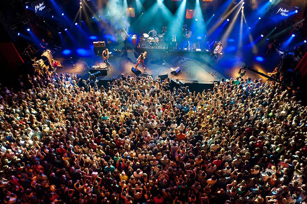 50 лет Montreux Jazz Festival 2016