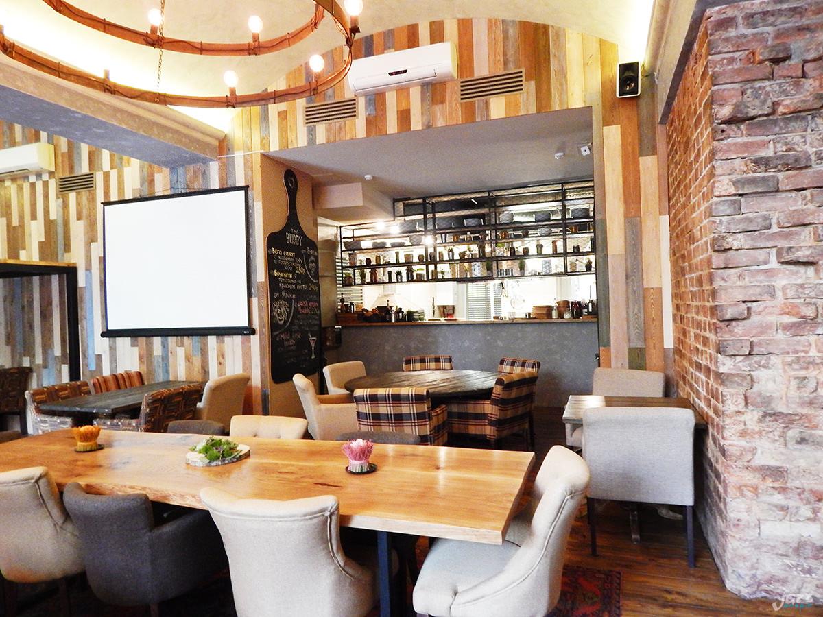 Открытие кафе The Buddy - JazzPeople
