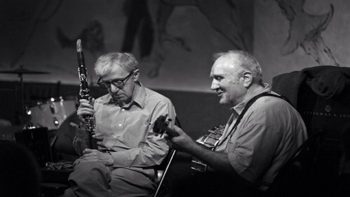 Wild Man Blues Woody Allen film