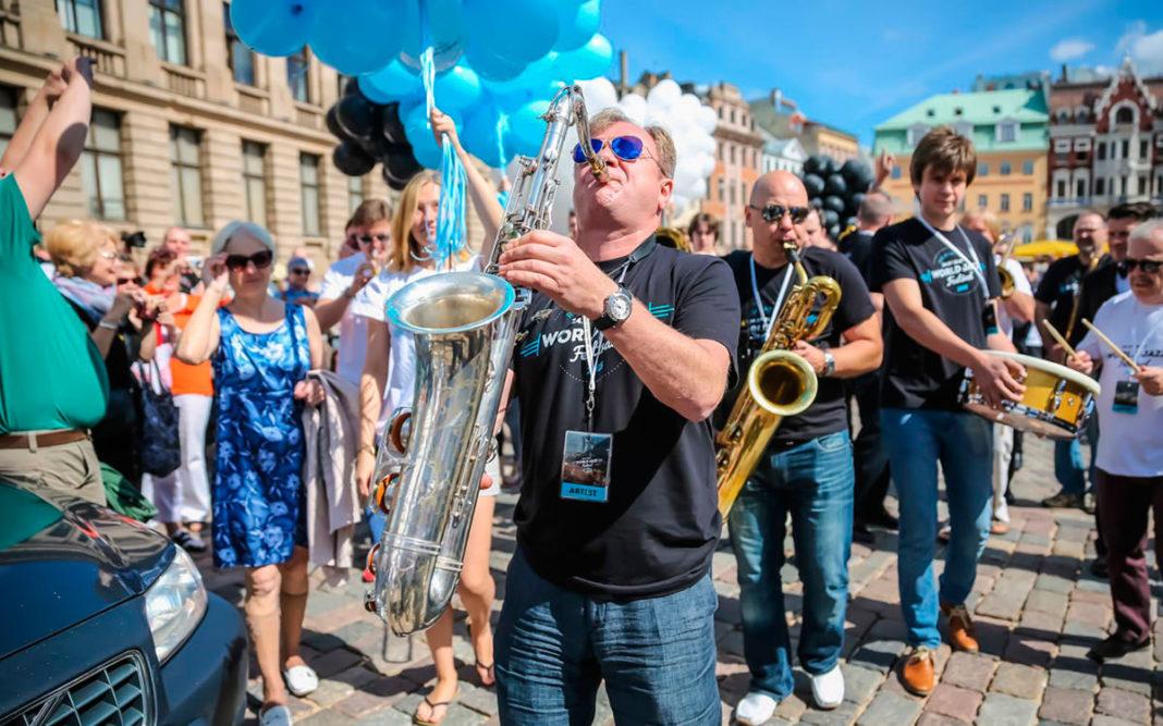 World Jazz Festival 2016 в Риге