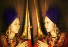 Девушка в джазе: певица и тромбонистка Алевтина Полякова | JazzPeople