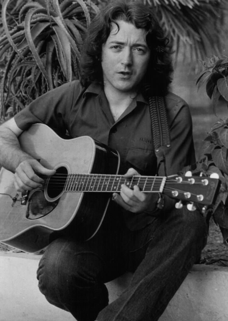 Рори Галлахер Rory Gallagher jazzpeople
