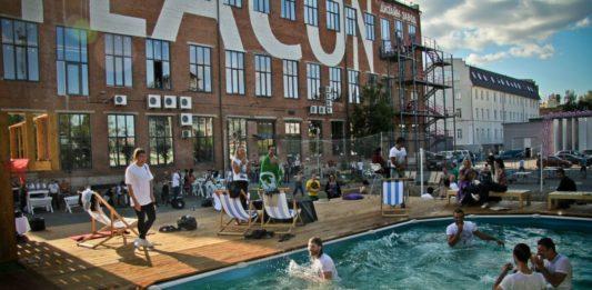Арт-пространства на бывших заводах | JazzPeople