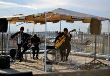 Концерт Jazz Quartet New-Z в «Петербургских серенадах»
