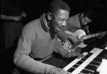 91 год со дня рождения джазового органиста Джимми Смита