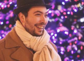 «В новый год все становится сказкой» - клип Константина Хазановича