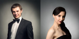 Елена Минина и Виталий Коваленко с программой «Наедине»