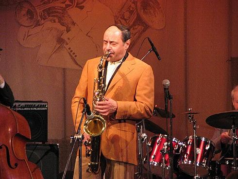 вечер саксофона JazzPeople