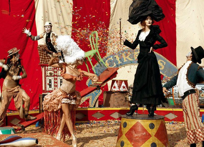 винажный цирк
