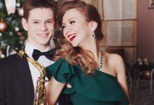 Праздничный концерт Секстета Виктории Кауновой и Ильи Морозова