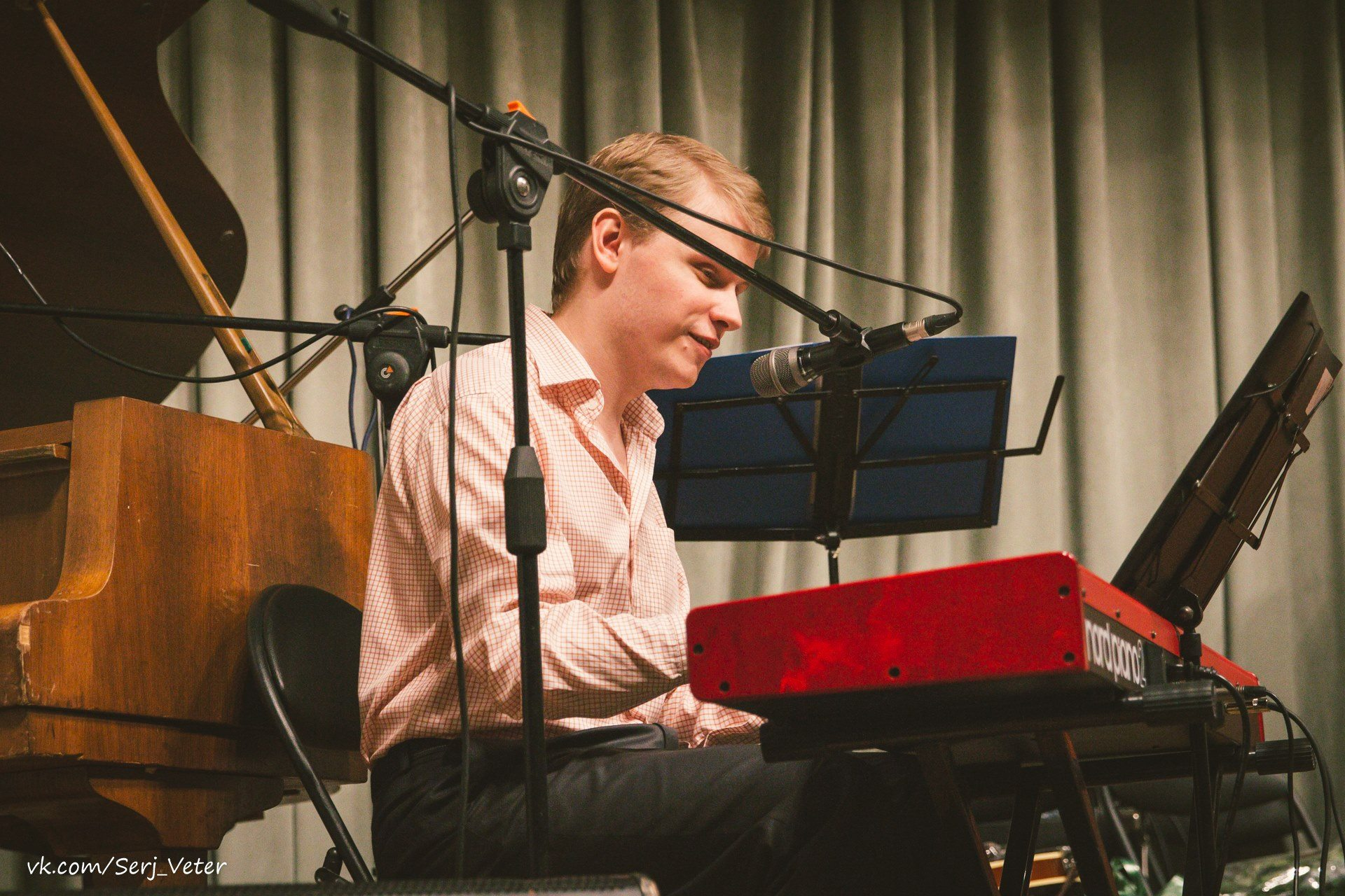 50 билетов на концерт Олега Аккуратова переданы Школе-интернату для слепых
