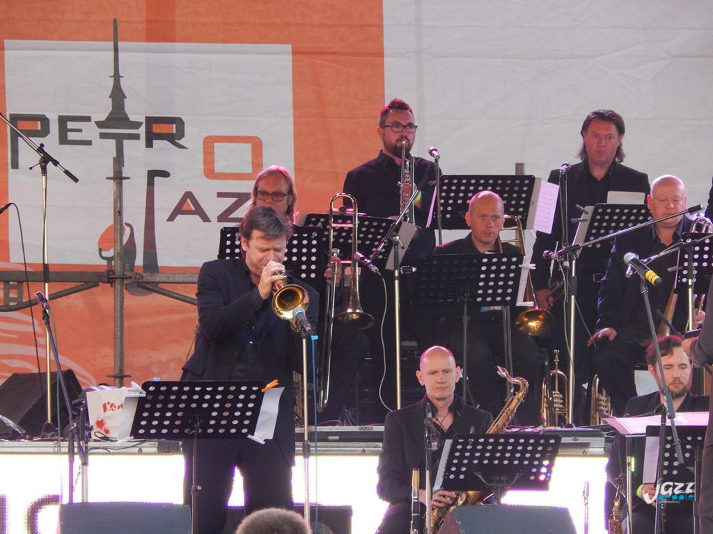 Петроджаз PetroJazz JazzPeople