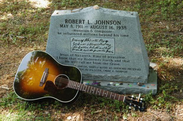 Роберт Лерой Джонсон Robert Leroy Johnson JazzPeople