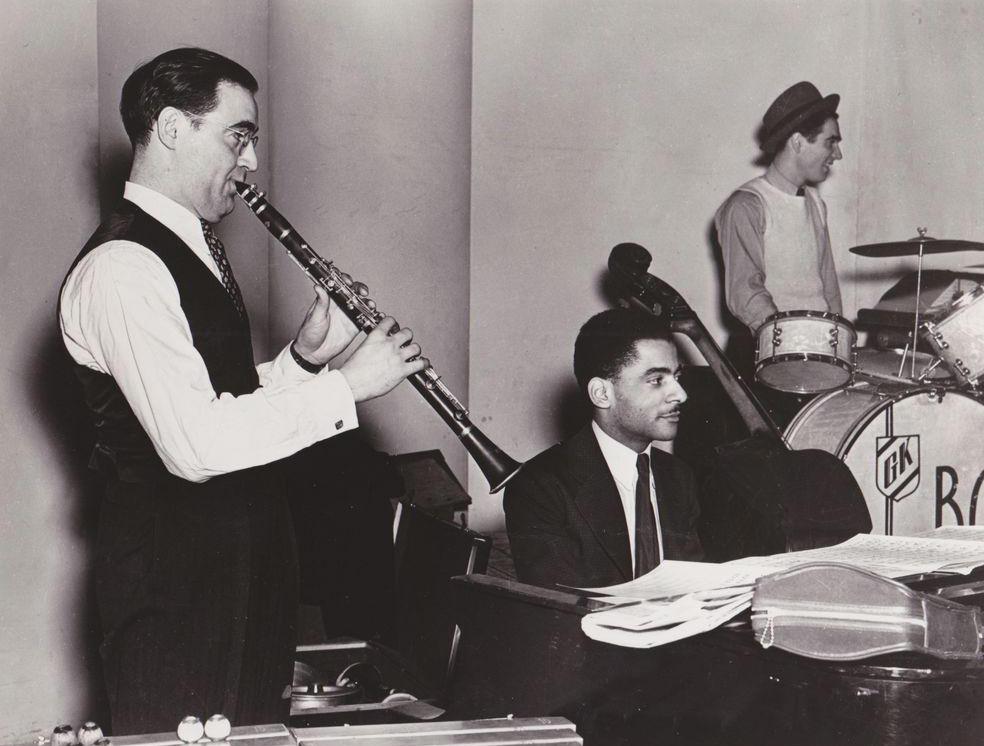 Бенни Гудмен Benny Goodman JazzPeople