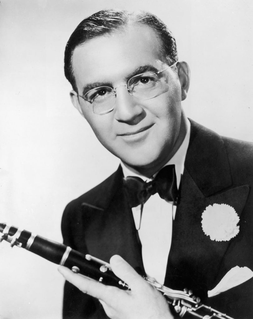 Бенни Гудмен Benny Goodman JazzPeople