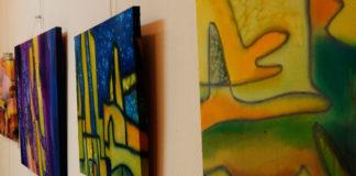 Искусство нарисовать джаз: арт-выставка «Джаз в городе» | Обзор JazzPeople
