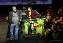 Джаз-рок мюзикл «Мы одной крови» - нетривиальная история о Маугли